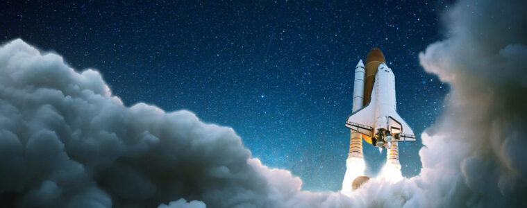 Space tourism rocket