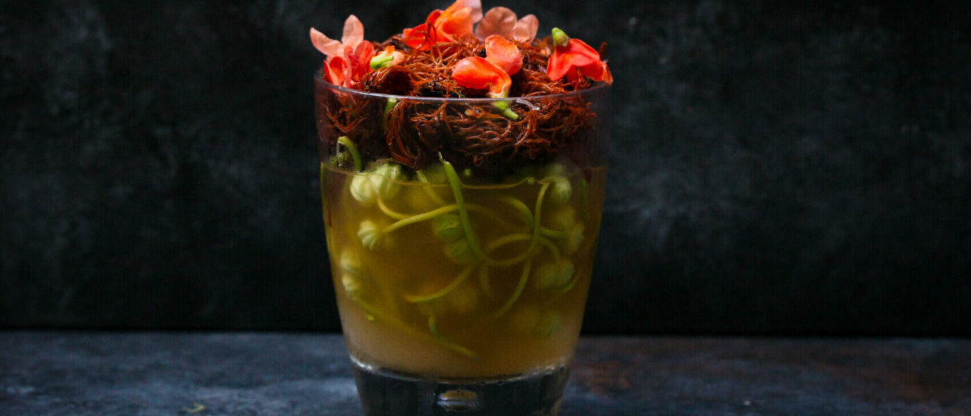 Edible cocktails by Matthew Biancaniello