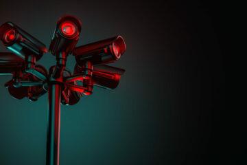 facial recognition cameras