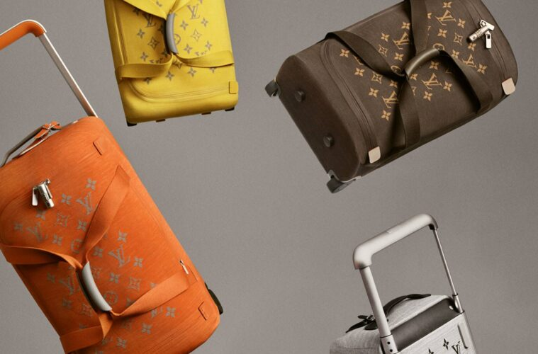 Louis Vuitton and Marc Newson Horizon Soft