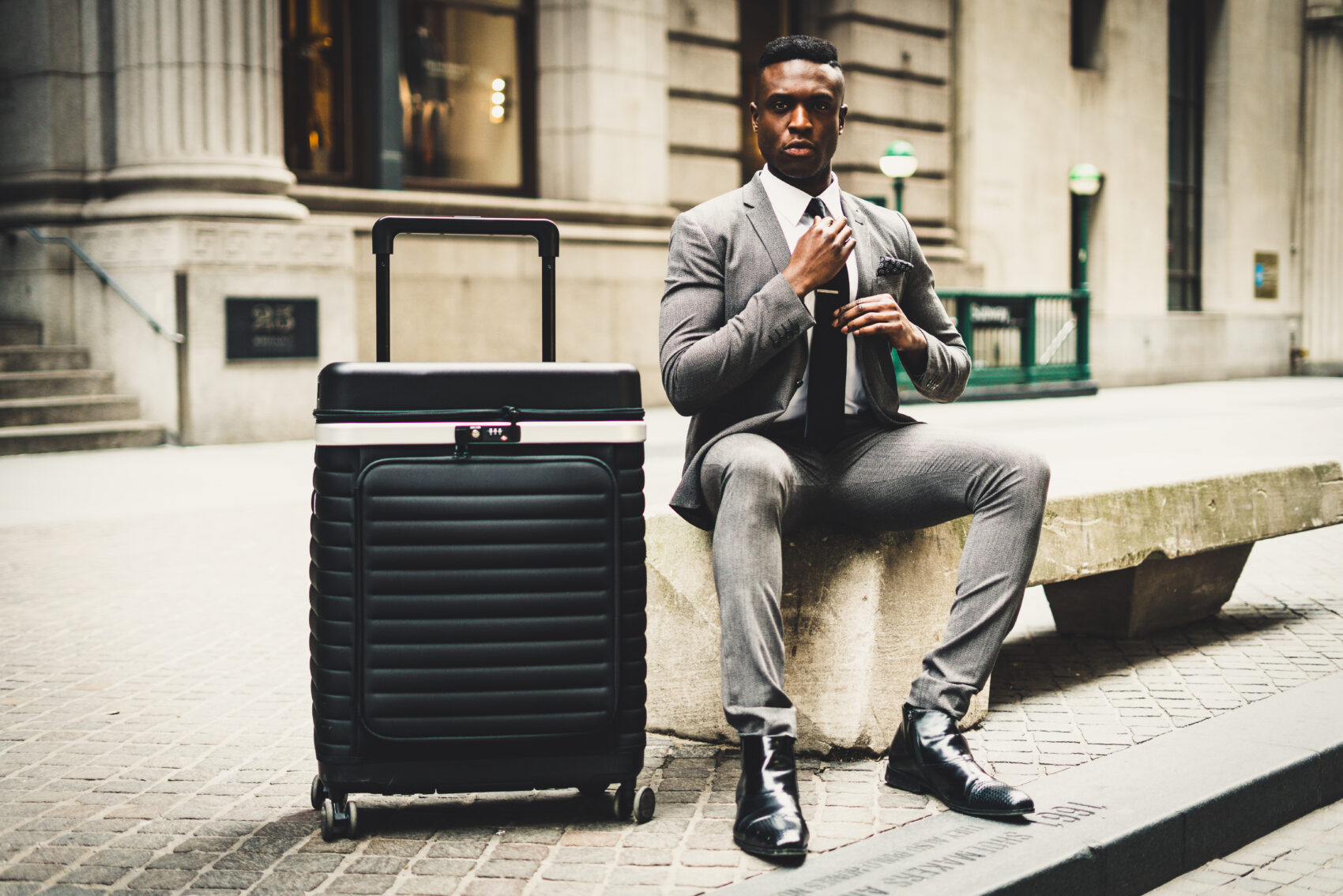 Pull Up suitcase
