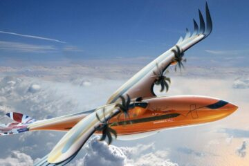Airbus Bird of Prey concept plane