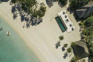 Nukutepipi island Airbnb Luxe