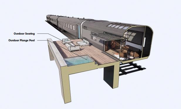 Infinite Explorer train