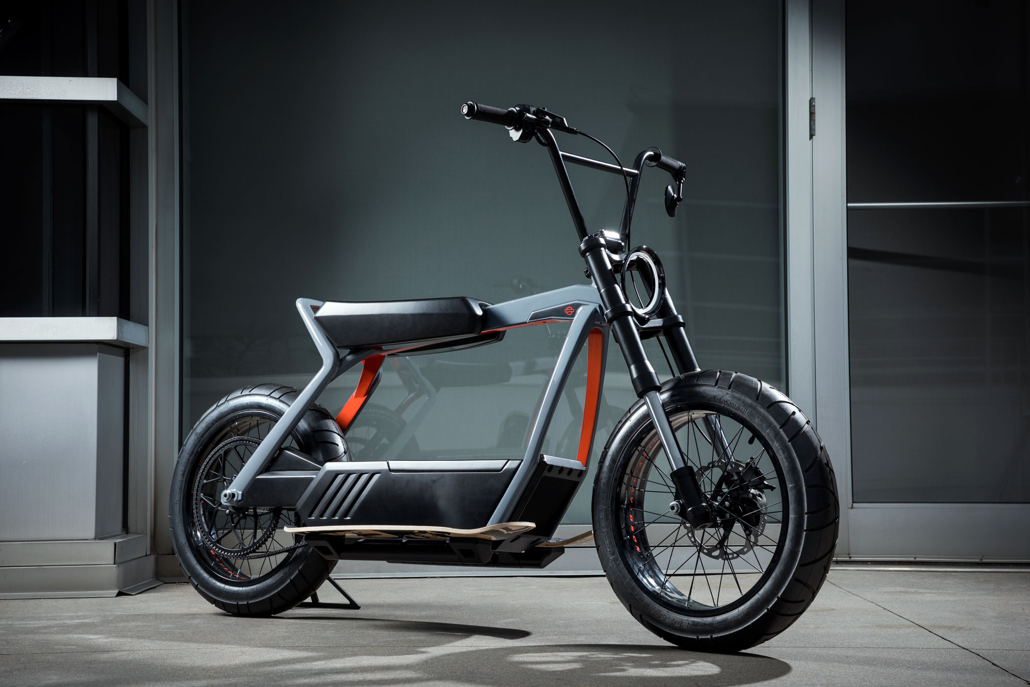 Harley Davidson Electric Scooter