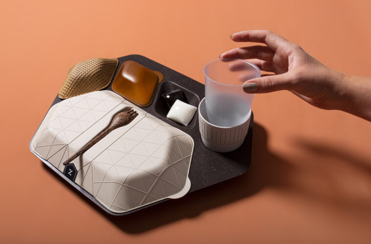 PriestmanGoode eco meal tray