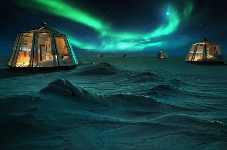 North Pole Igloos hotel