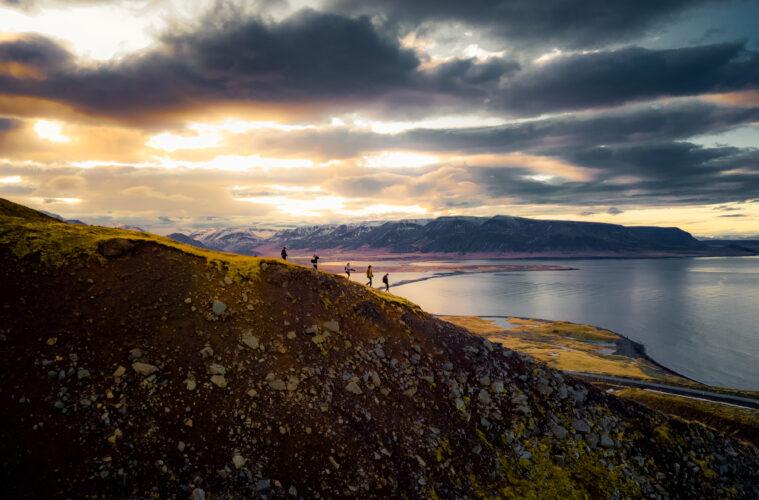Eleven, Deplar Farm, Iceland
