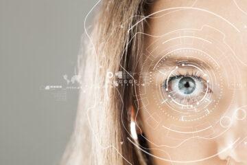 Smart digital contact lenses