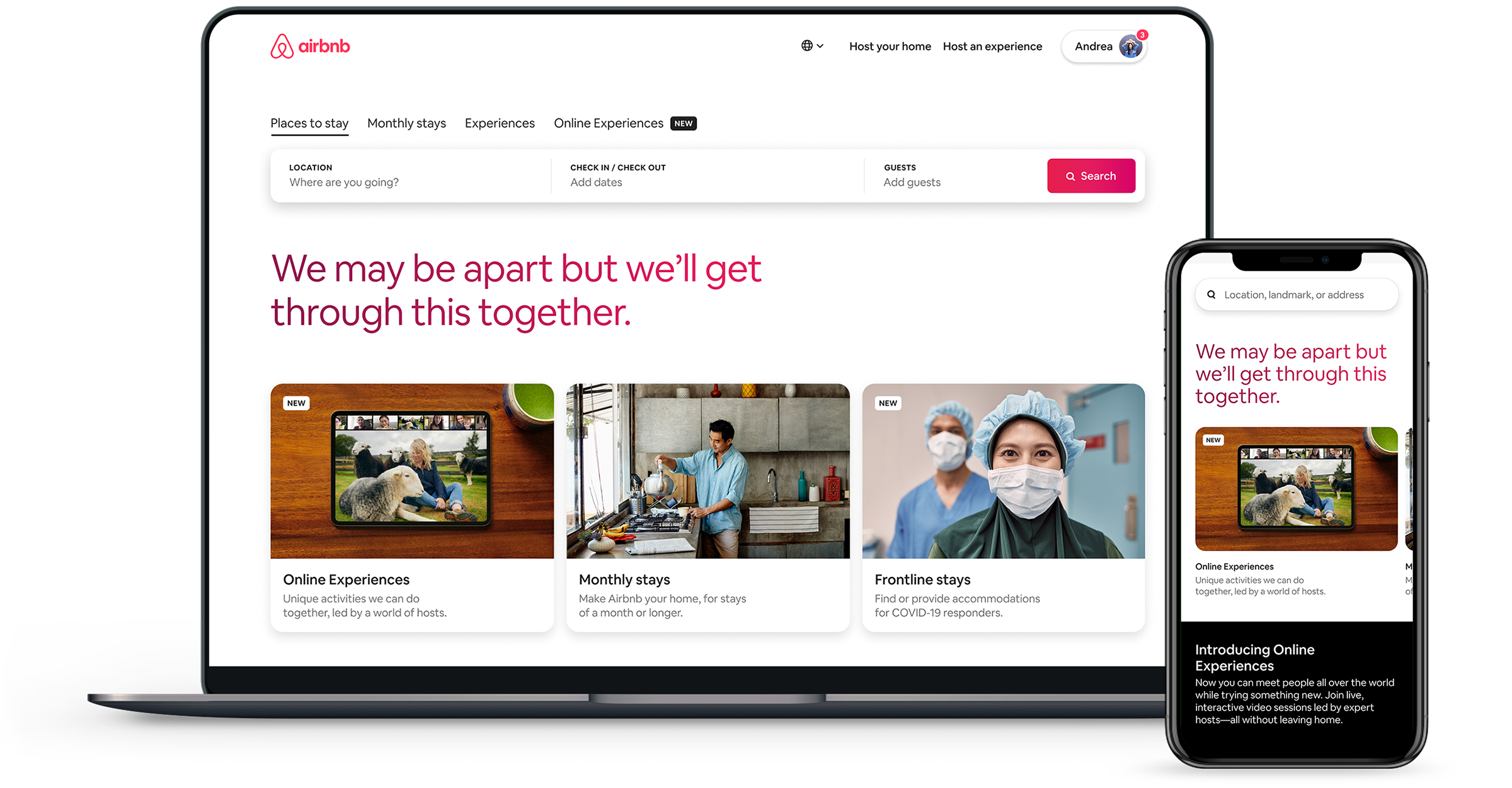 Airbnb Online Experiences