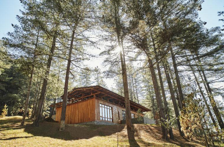 Six Senses Bumthang villa