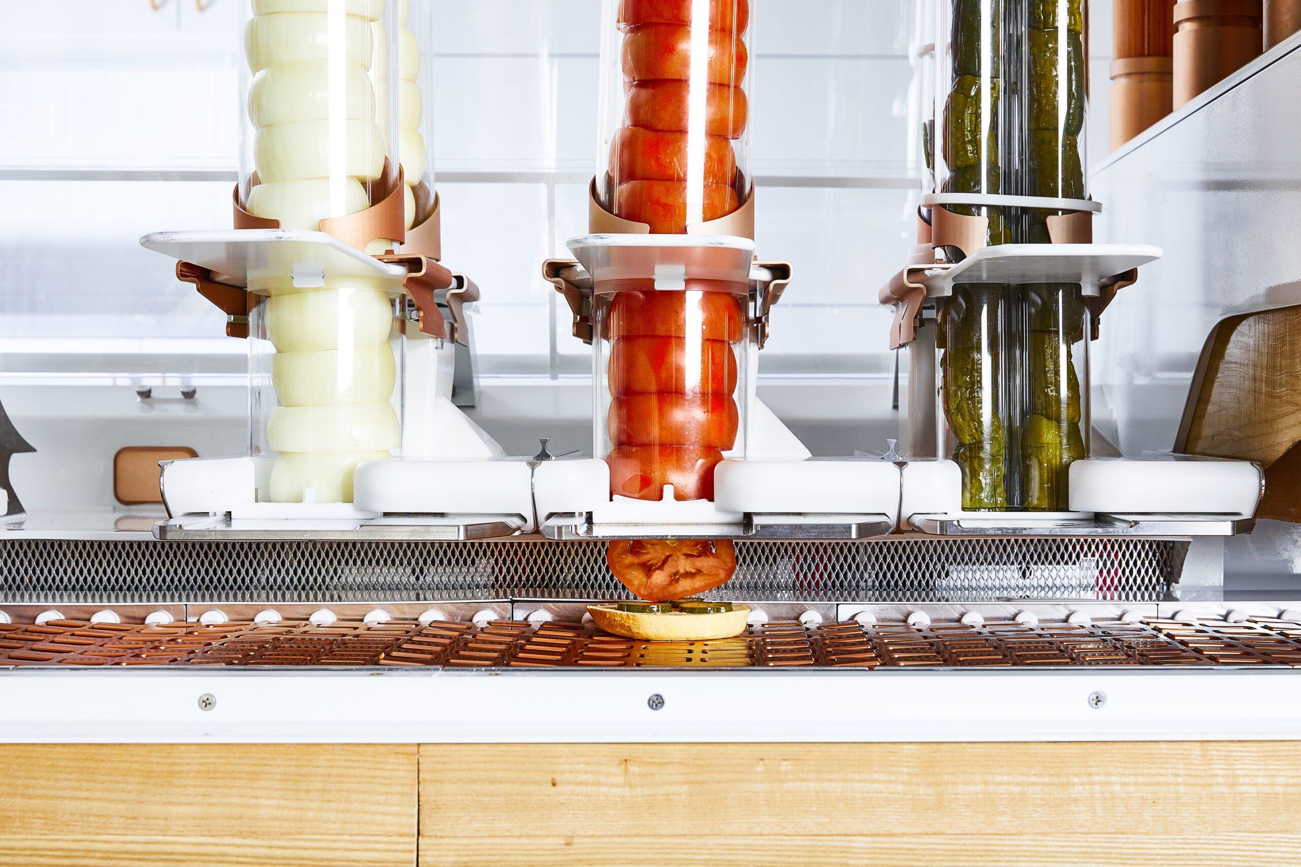 Cuisine robotique Creator