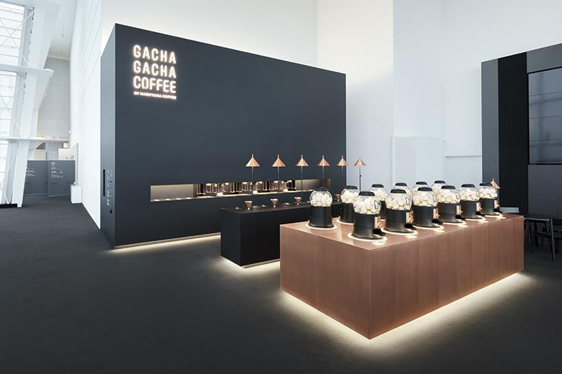 Gacha Gacha Coffee, Japan