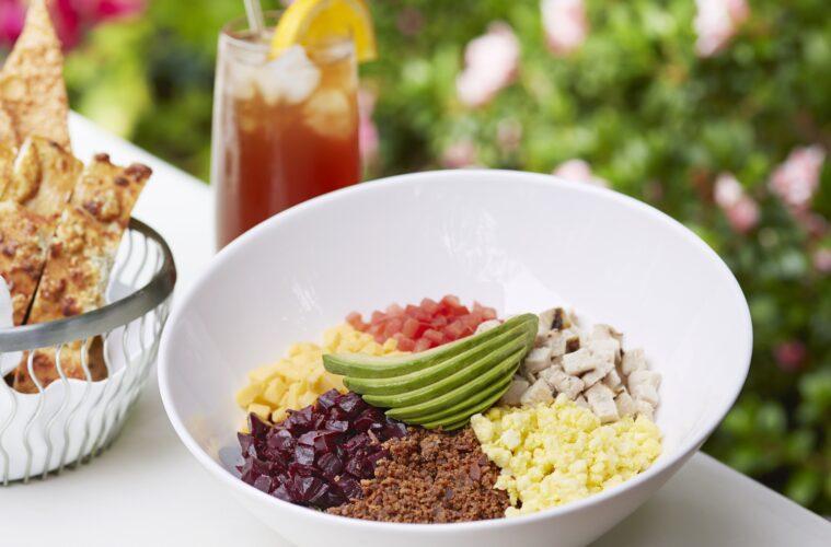 McCarthy Salad, Beverly Hills hotel, LA