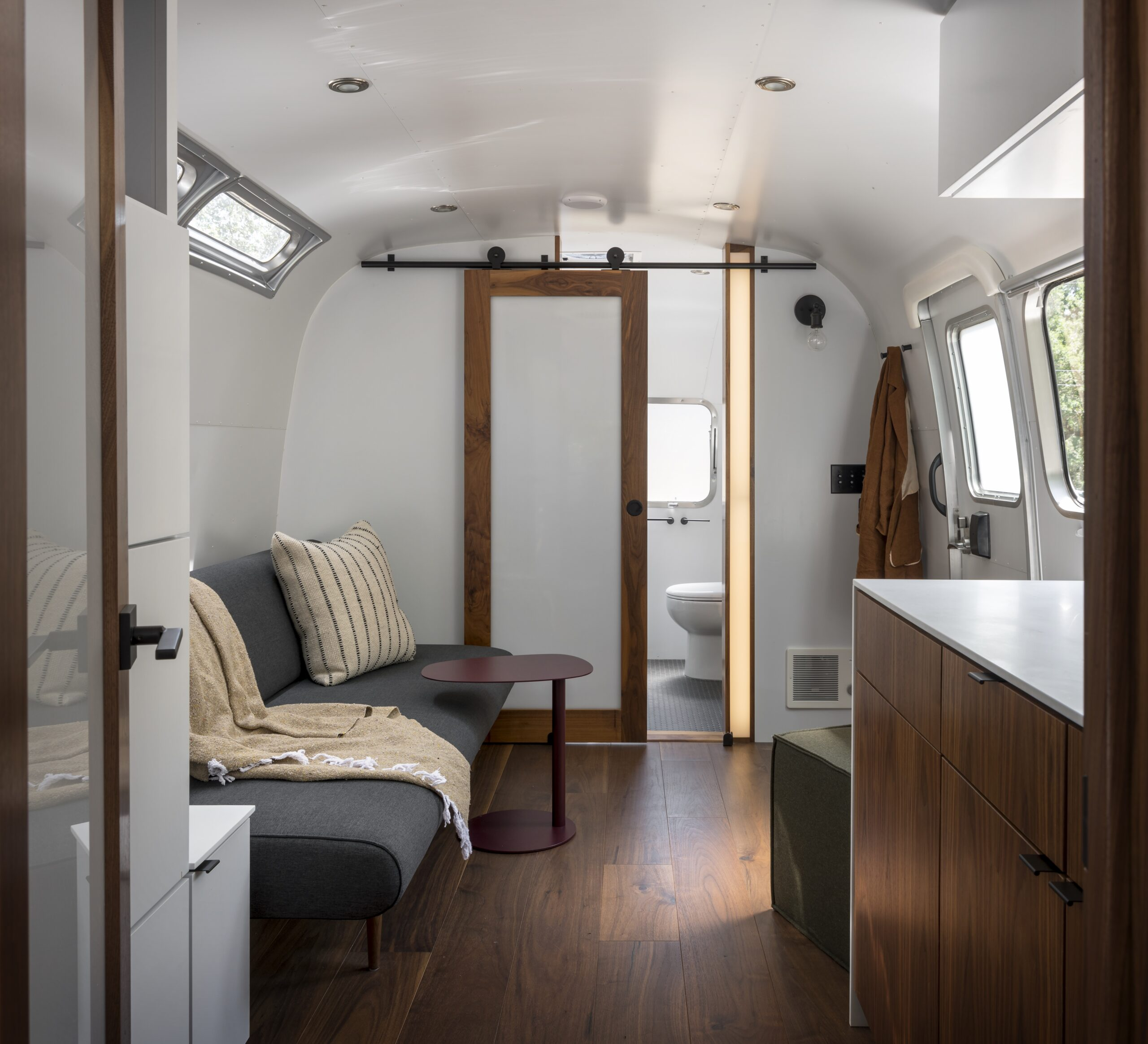 Autocamp Airstream trailer