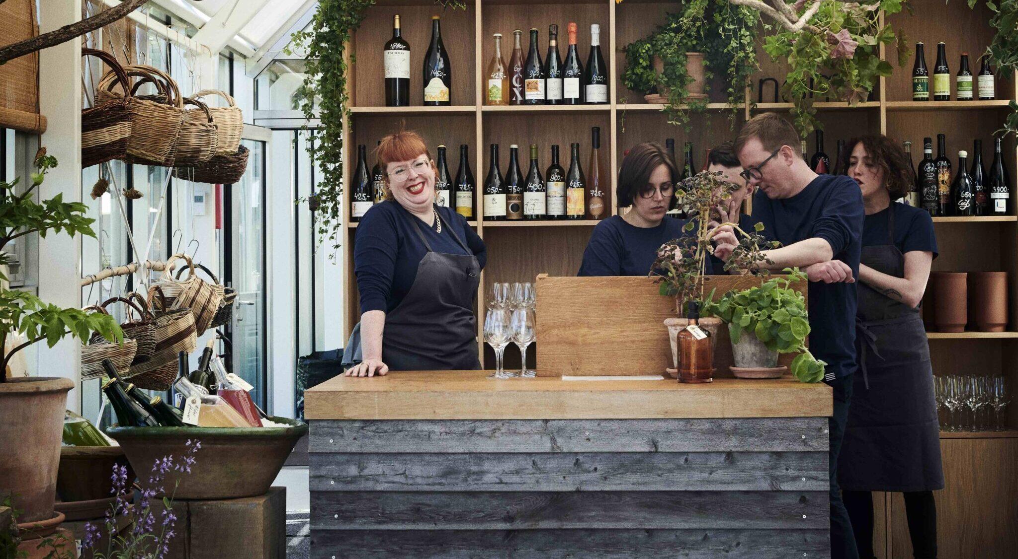 Noma wine bar