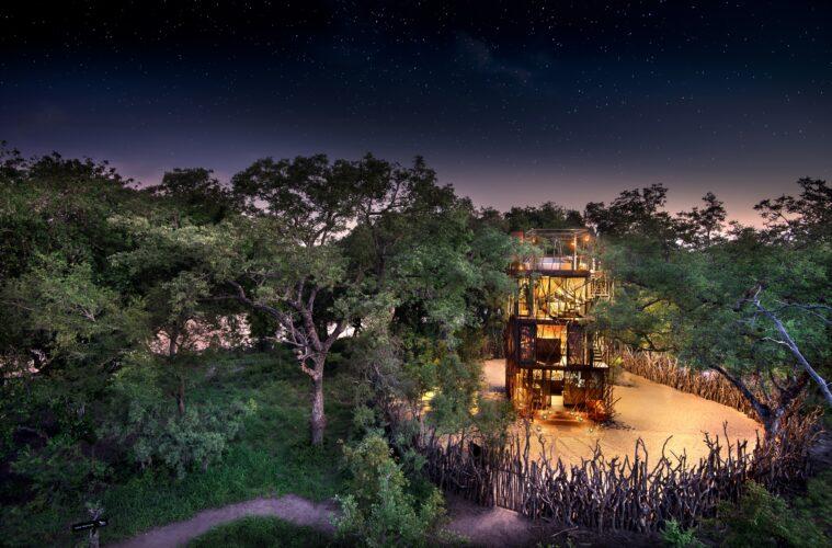 AndBeyond Ngala Treehouse