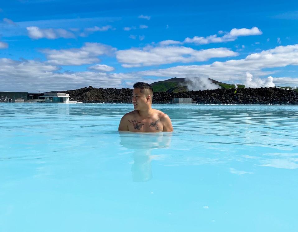 Uwern Jong, Blue Lagoon