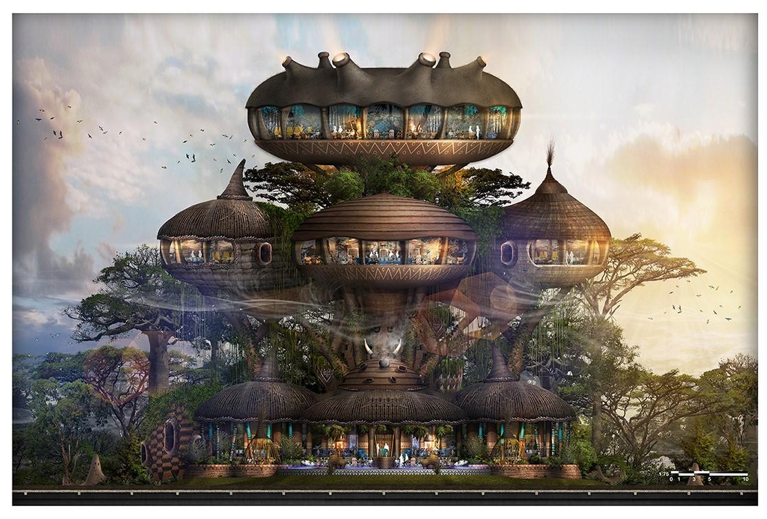 The Colony Hilton, Africa, WorldWild