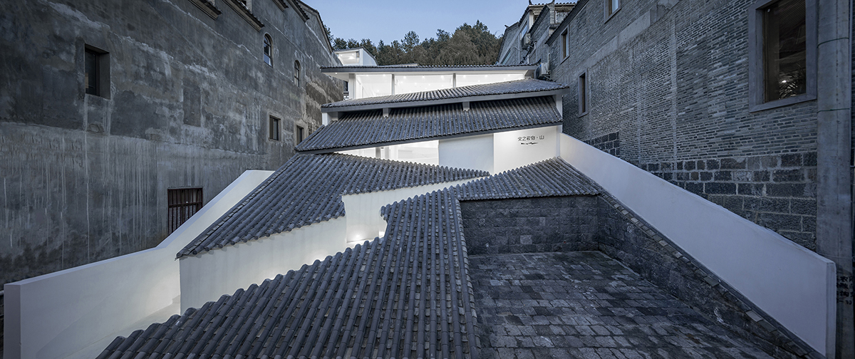 Annso Hill hotel, China, by Studio Qi