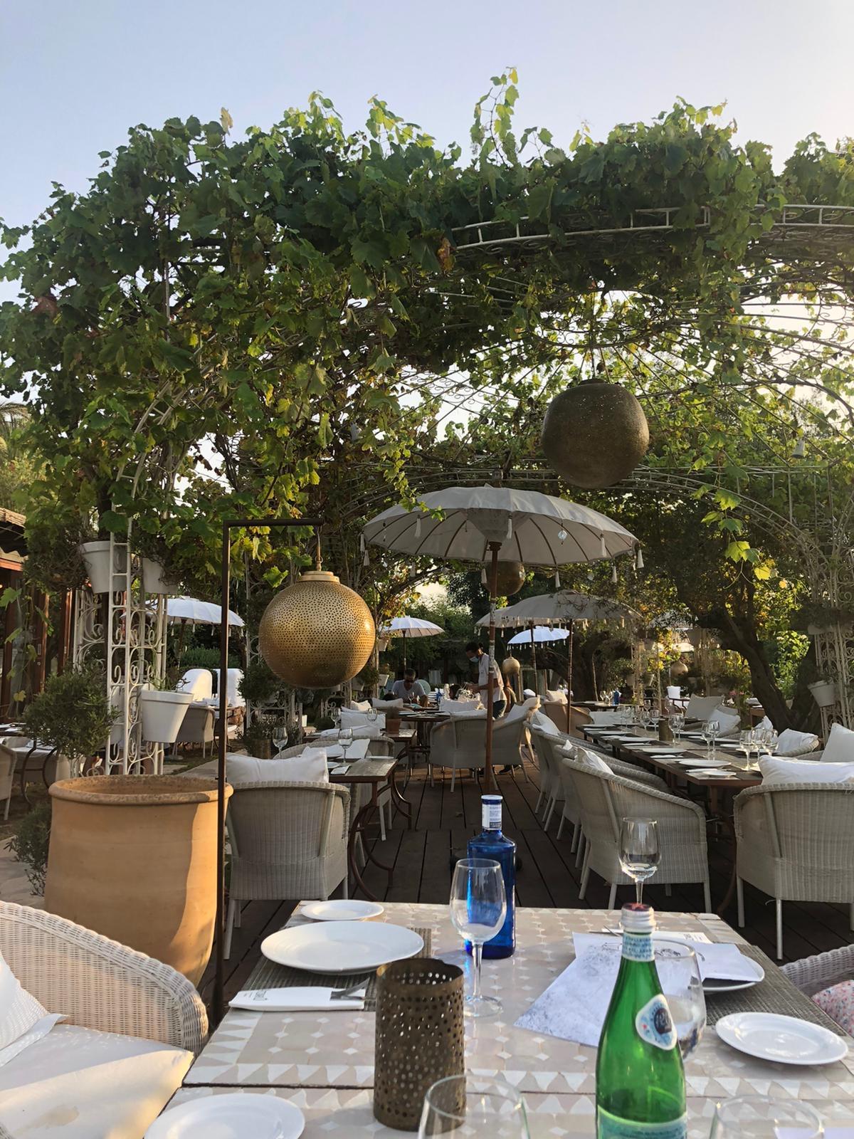 Atzaro restaurant