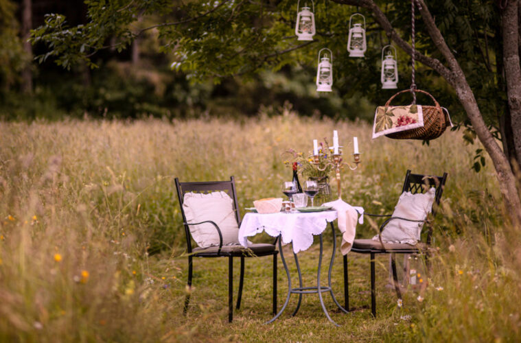 Le Solitaire dining experience