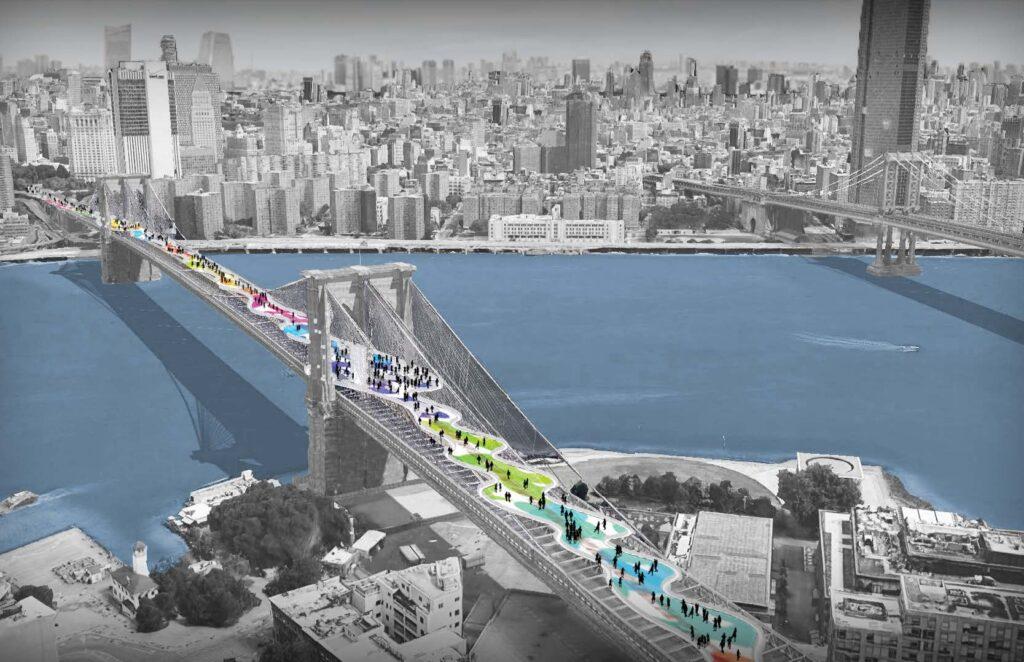 Reimagining Brooklyn Bridge: The Cultural Current
