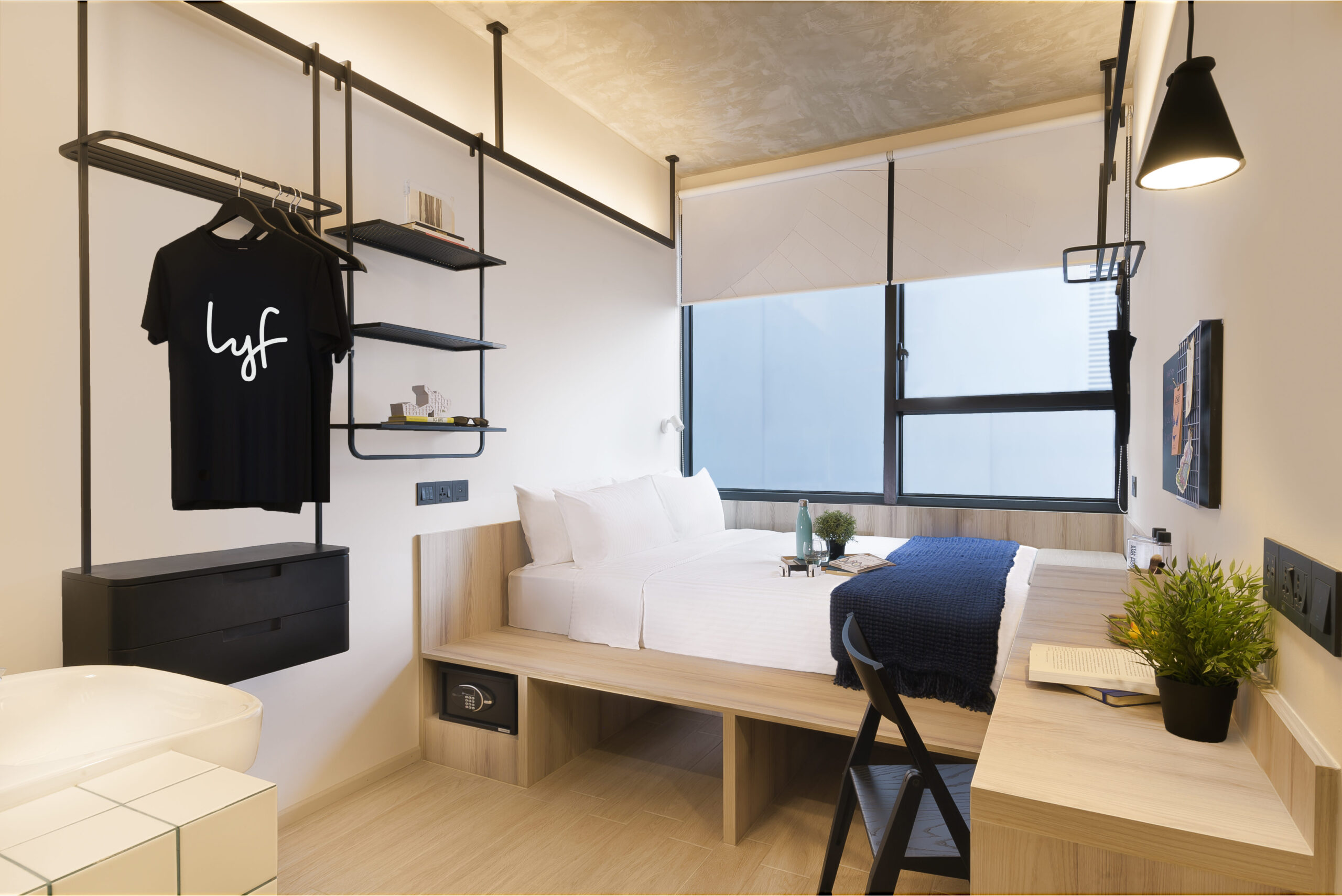 Work in Residence, Lyf Funan Singapore