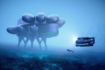 Fabien Cousteau's PROTEUS™. Concept designs by Yves Béhar and fuseproject
