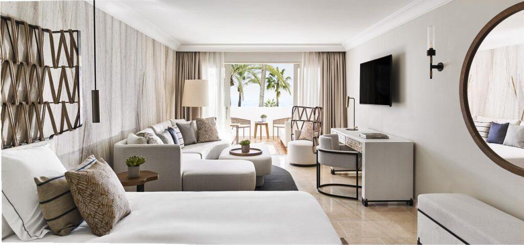 A suite at Puente Romano