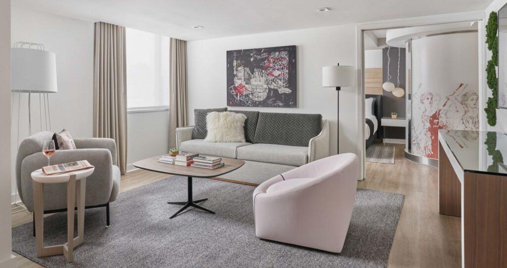 Suite at Hotel Zena