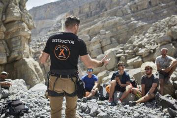 Bear Grylls Explorers Camp, Ras Al Khaimah