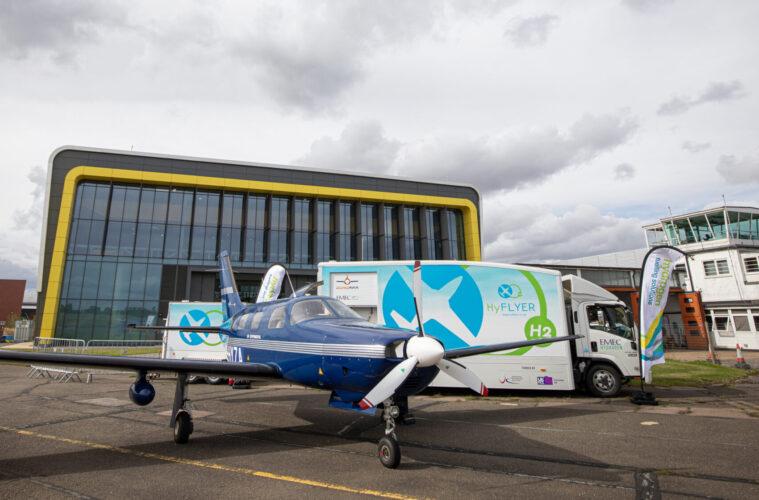 Zero Avia hydrogen-powered flight
