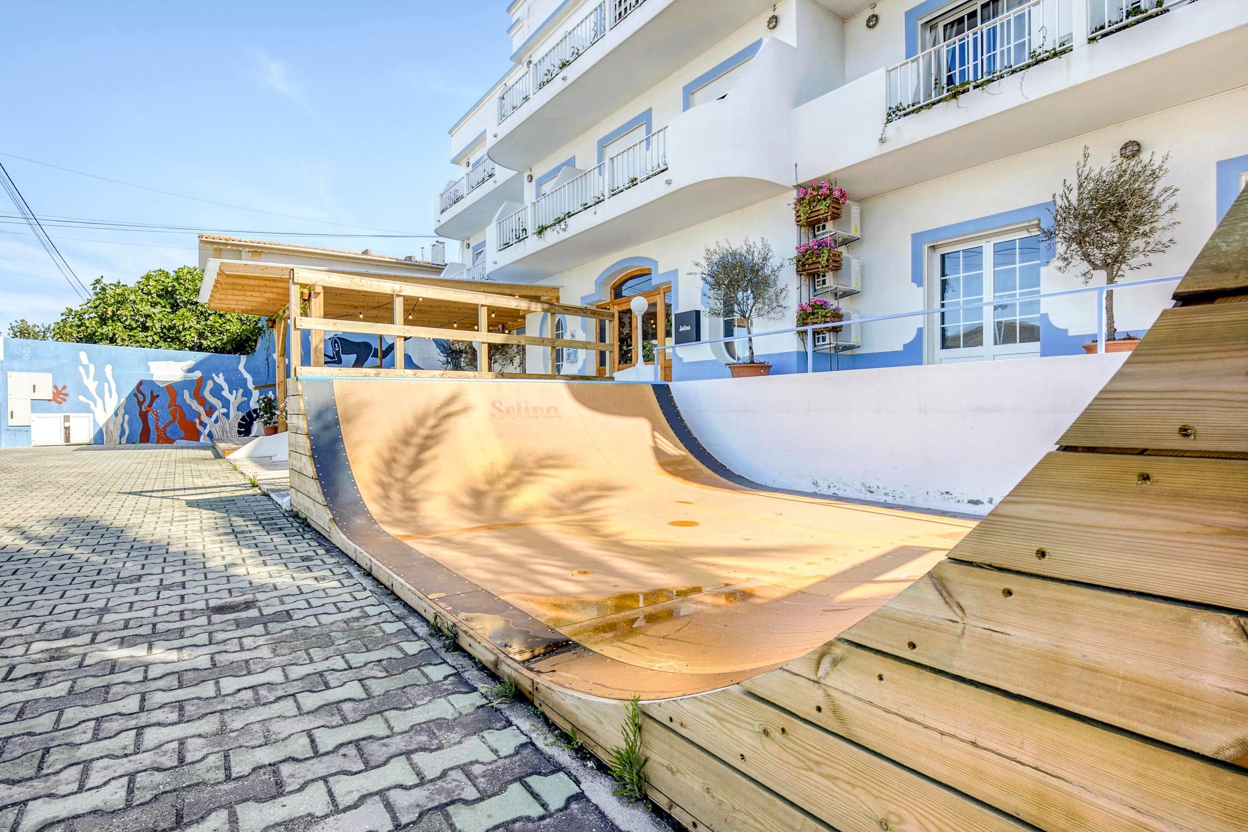 Selina hotel, Peniche