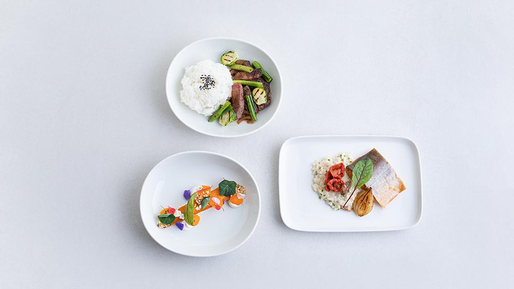 """""""Taste of Finnair"""" meal"""