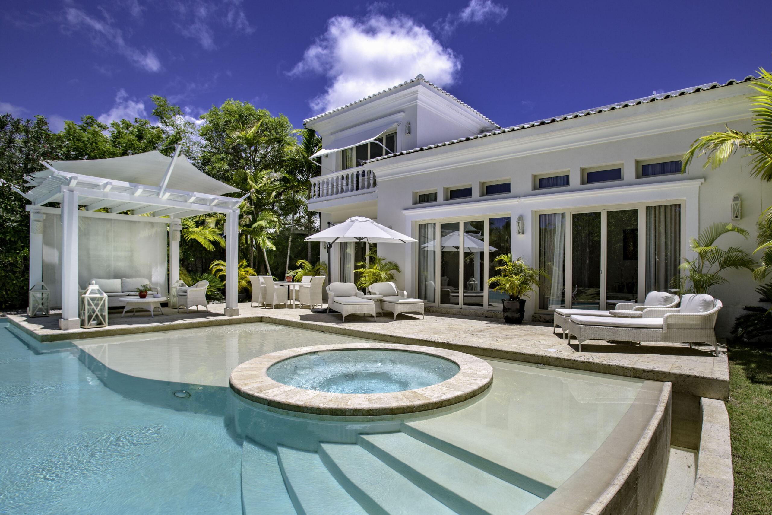 Villa at Eden Roc Cap Cana.