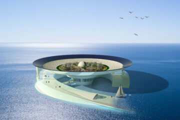 SEA STEM, Mathieu Collos Architecture