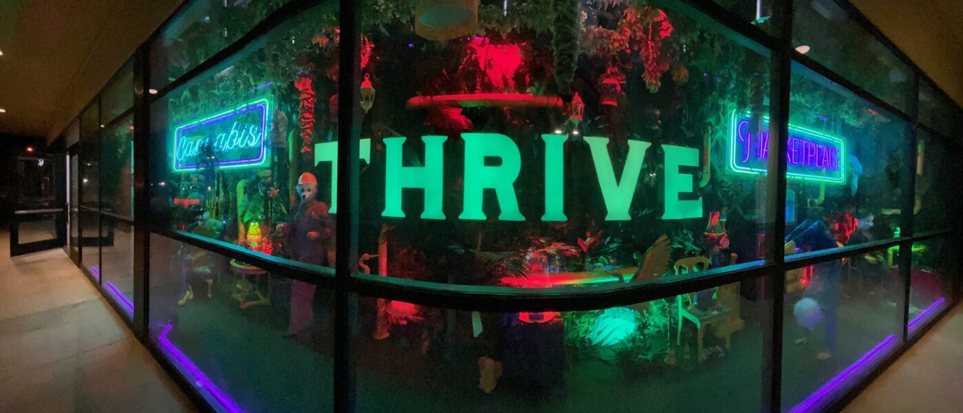 Thrive Cannabis marketplace new store in Las Vegas