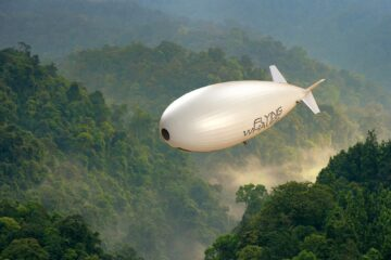 Flying Whales Airship