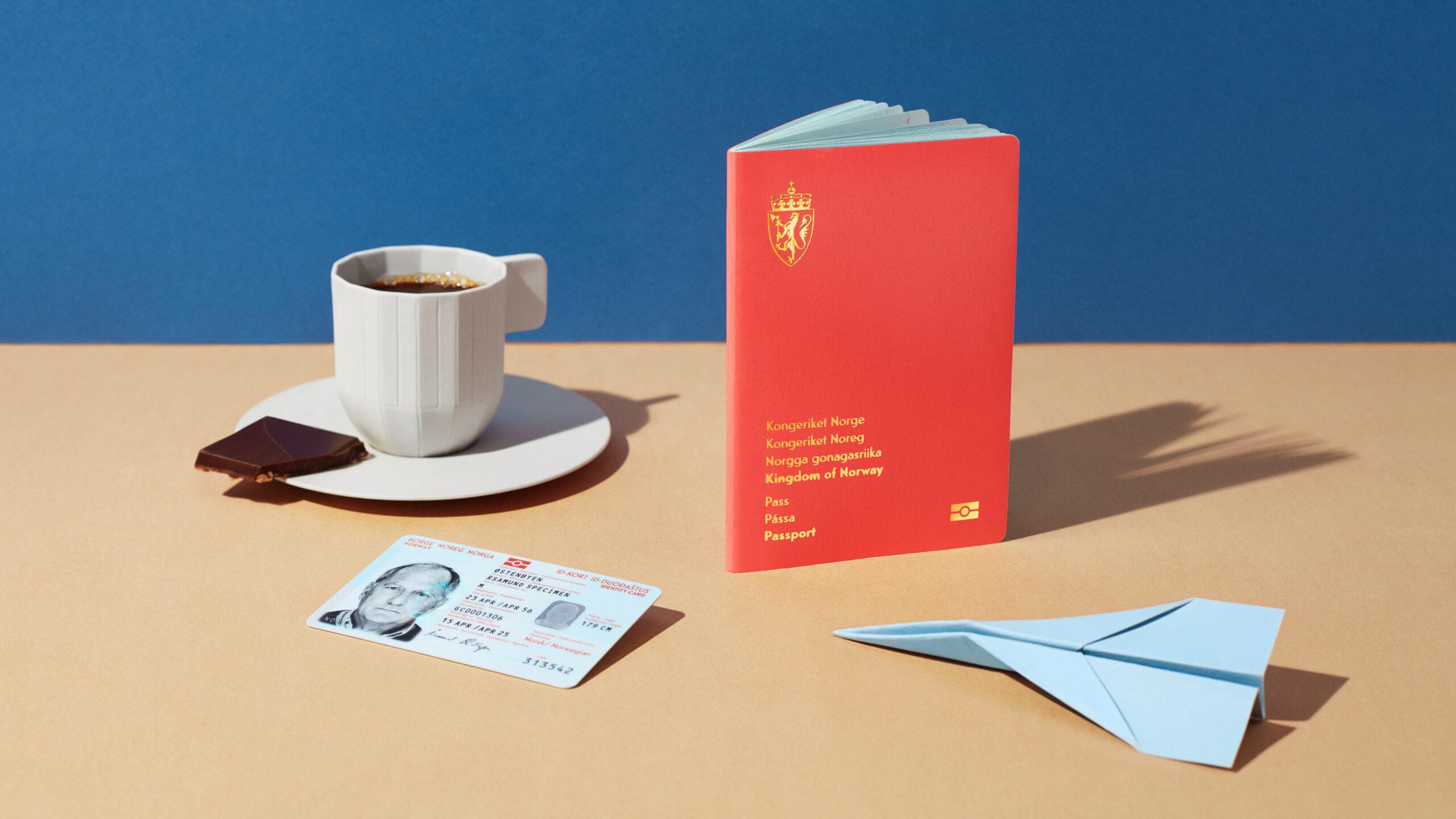 Neue passport