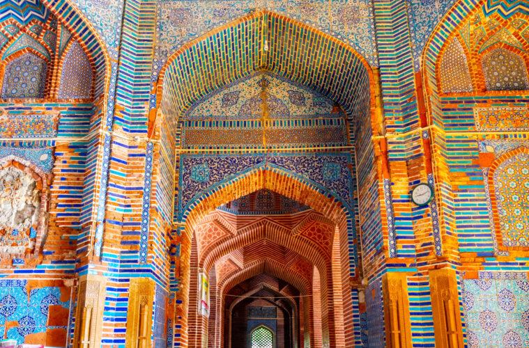 Thatta Shah Jahan Mosque, Pakistan