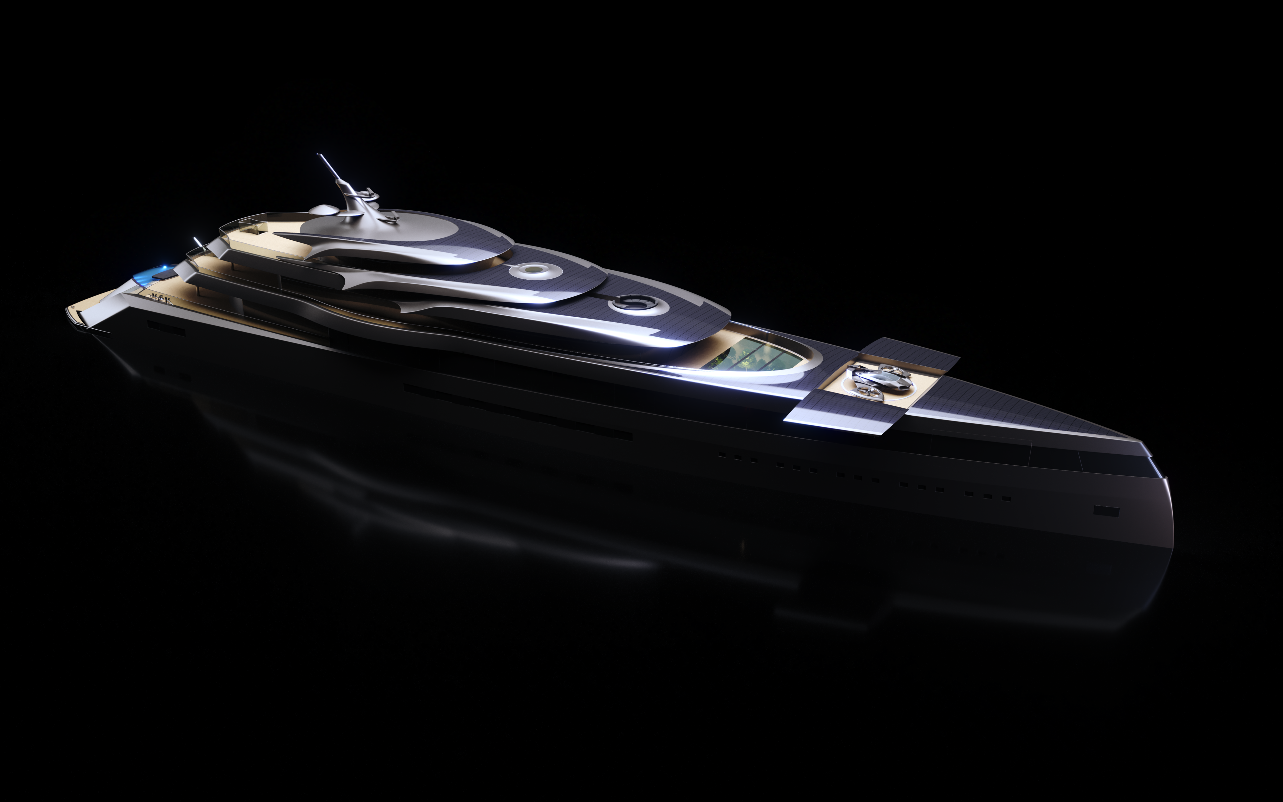 Feadship Escape yacht