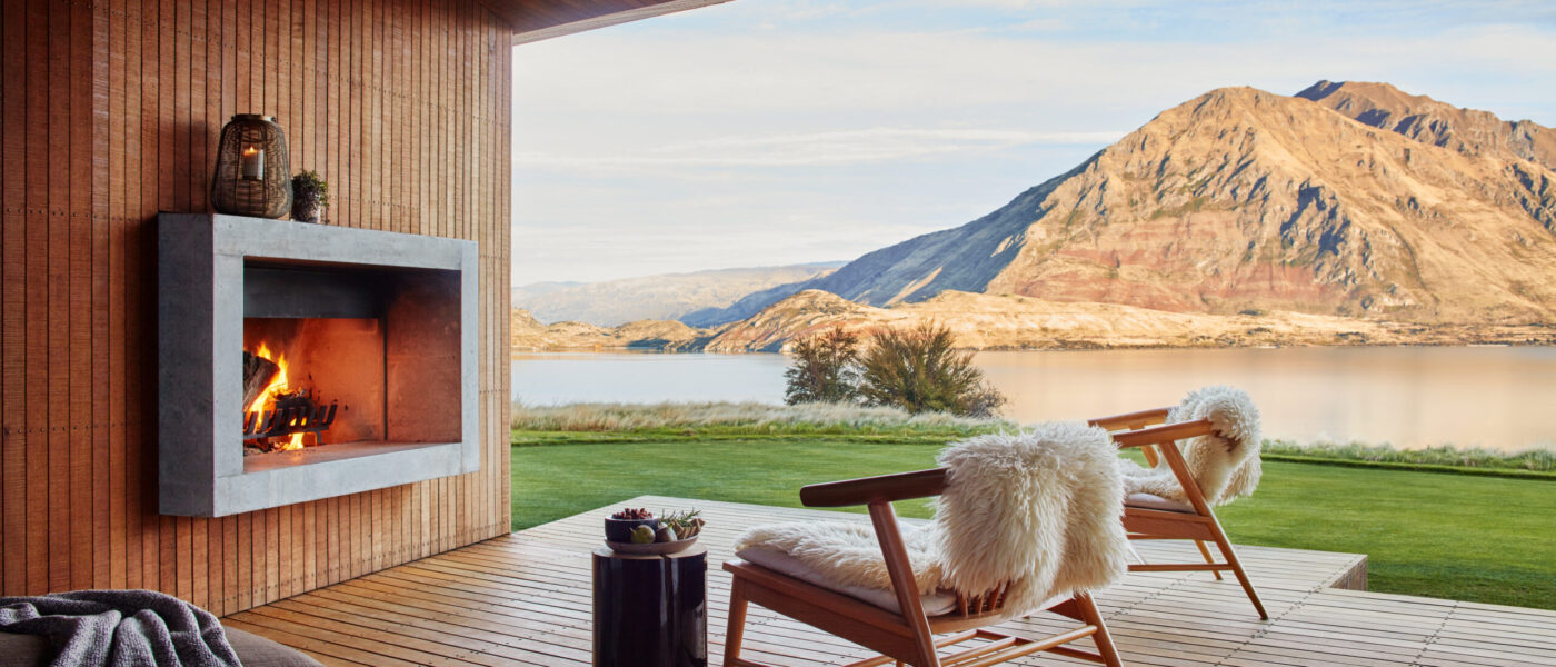 Airbnb Luxe, Wanaka, New Zealand