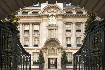 Rosewood London, exterior
