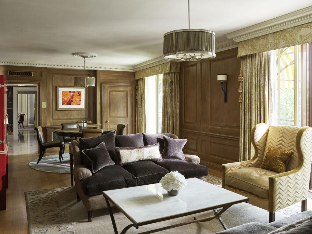 The Dorchester Park Suite