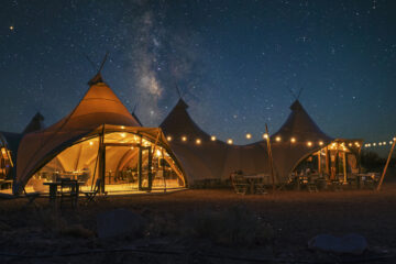 Under Canvas Grand Canyon © Baileymade