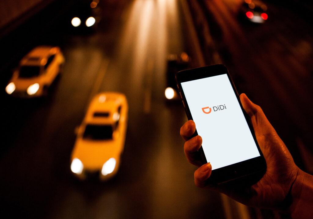 Didi autonomous taxi