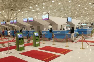 Terminal 2 Bole International, Ethiopian Airlines