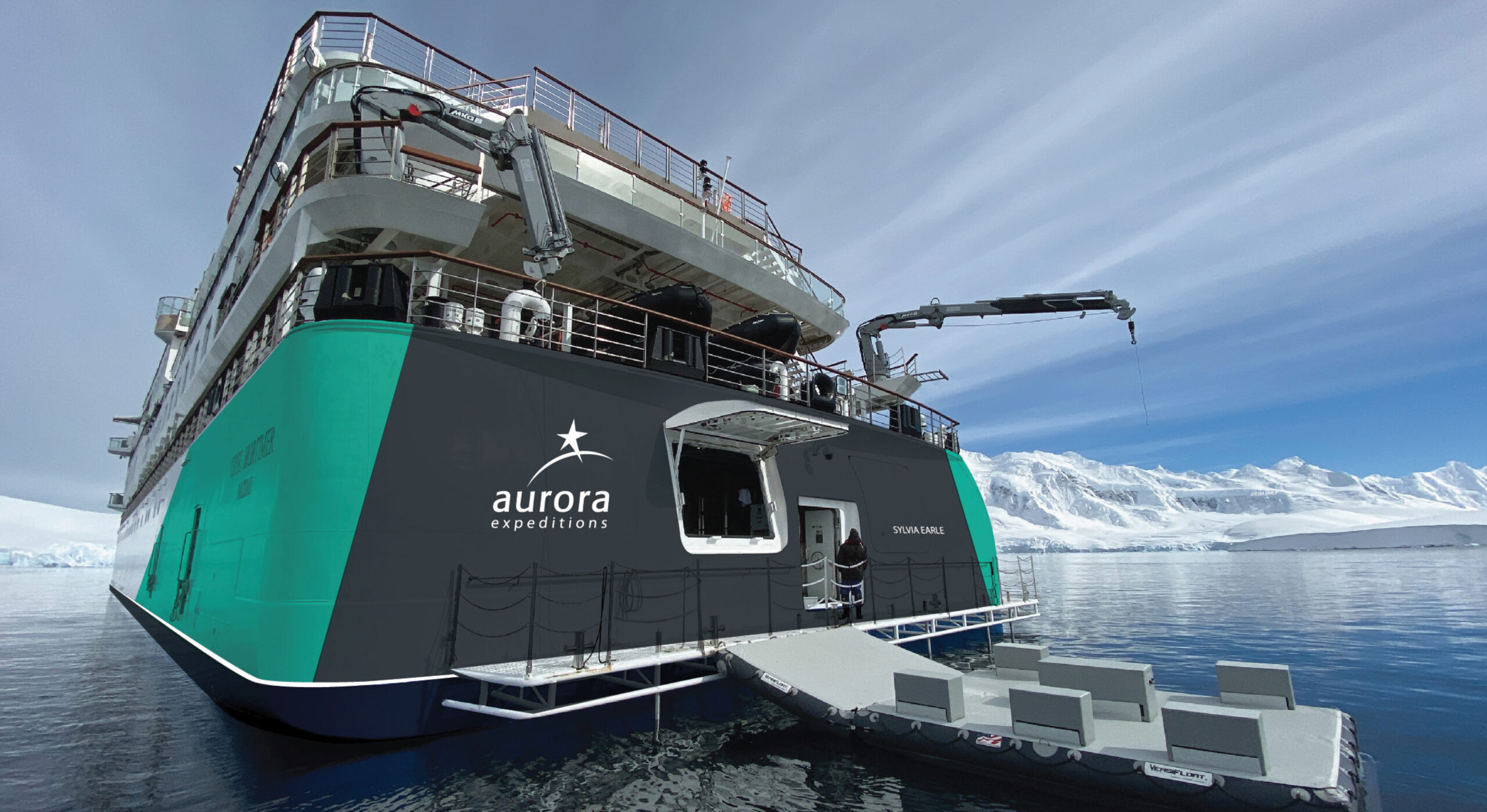Aurora Expeditions, Sylvia Earle