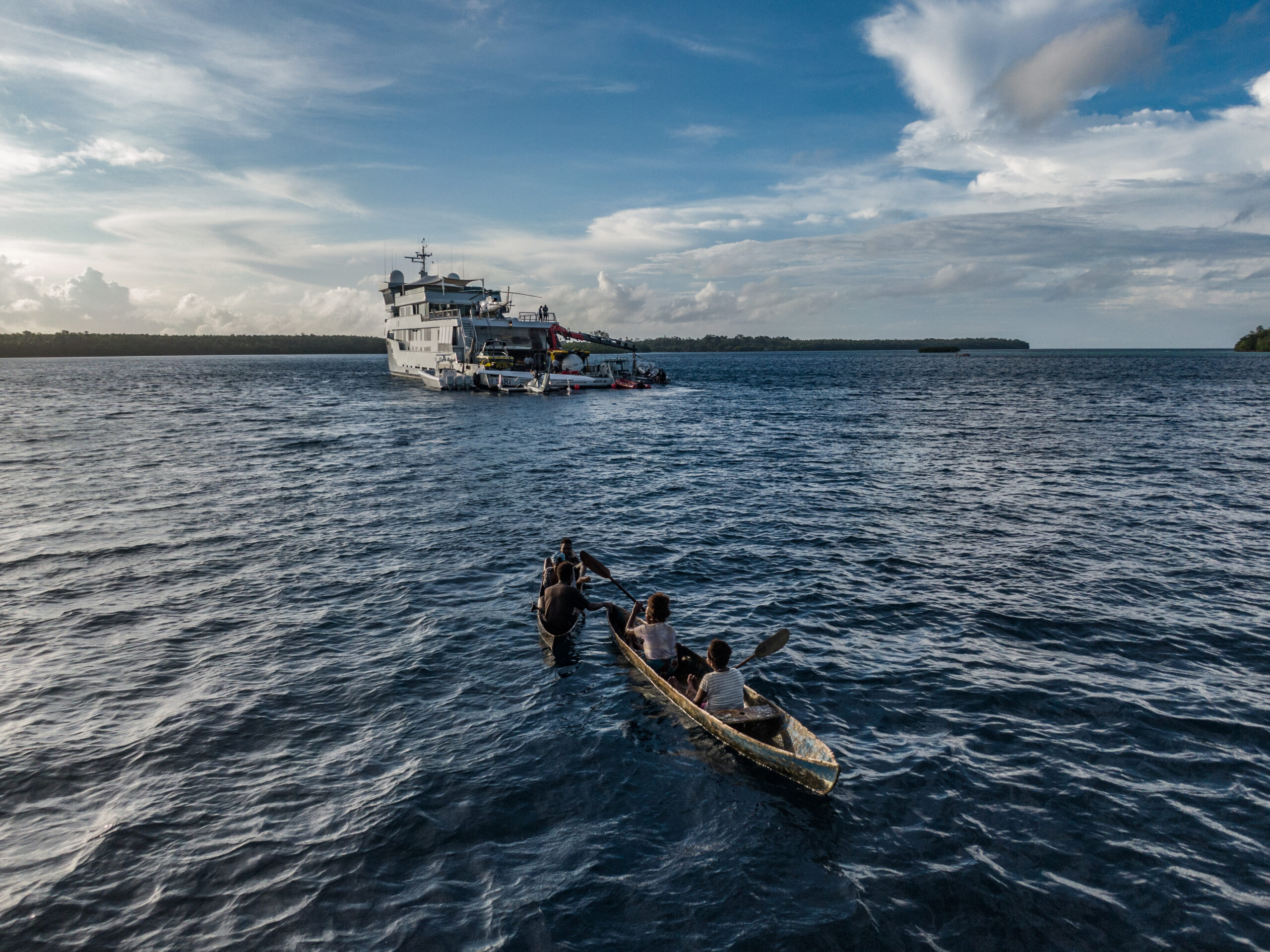 A new wave of exploration - Cookson Adventures in the Solomon Islands